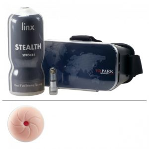Cyber Pro Stealth Virtual Reality Kit and Stroker