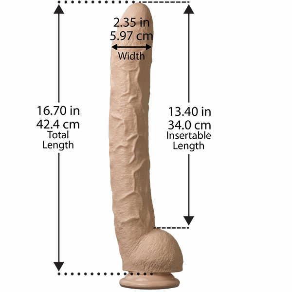 Dick Rambone Measurements