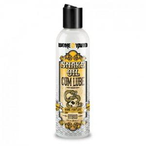 snake oil cum lube