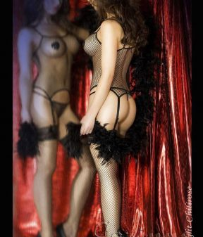cami with garter