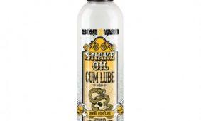 Boneyard Snake Oil Cum Lube